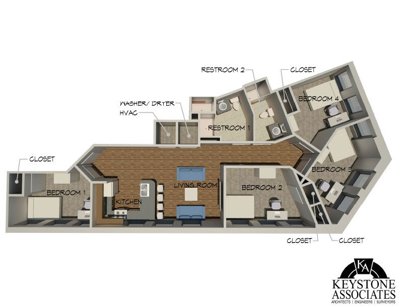 229 State St 4bed 2 - Layouts